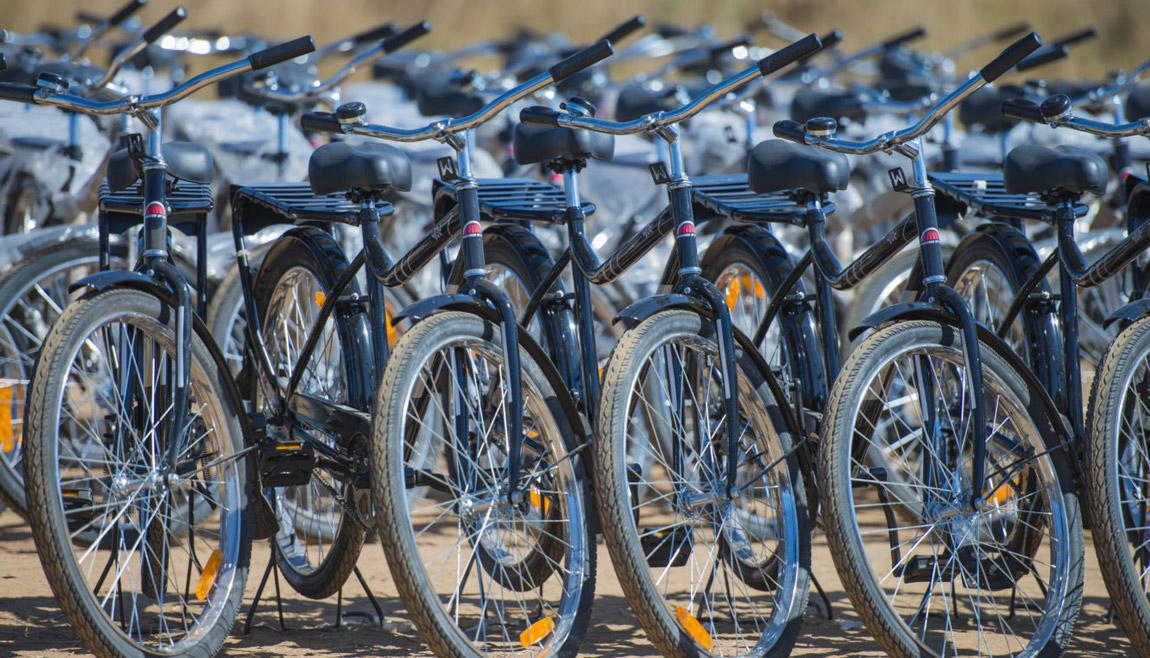 world bike relief